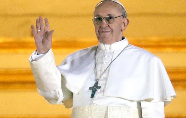 Pape Francis