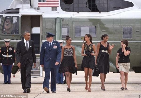 famille obama2