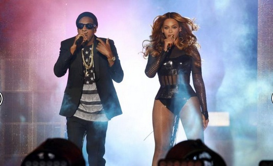 Beyoncé et JZ