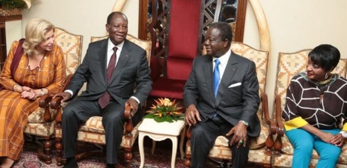 Ouattara à Daoukro