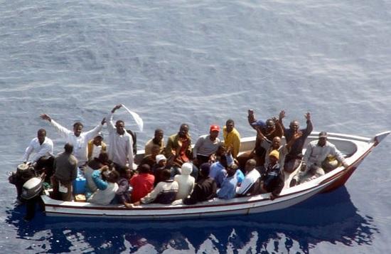 immigrant bateau