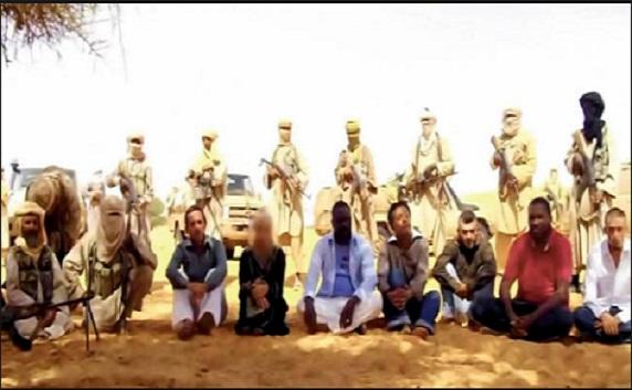 Boko Haram et otages