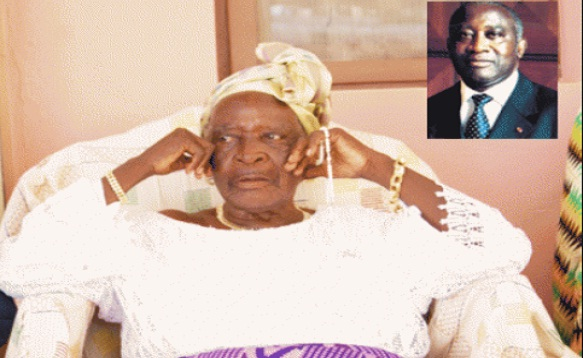 Maman de Gbagbo