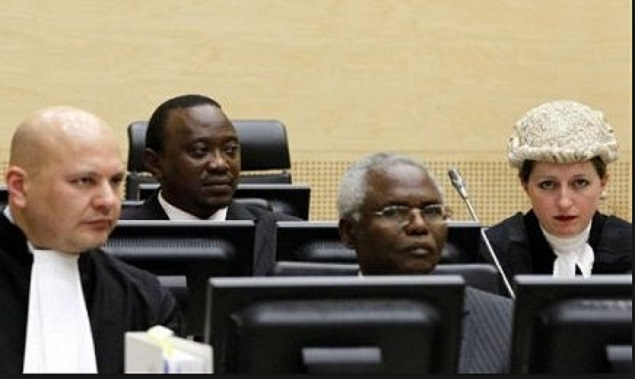 President du Kenya