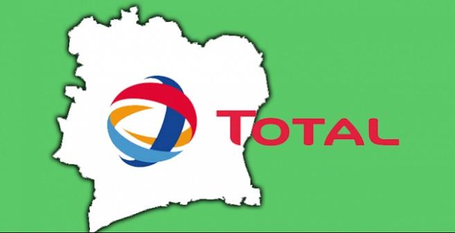 Total cote d'Ivoire