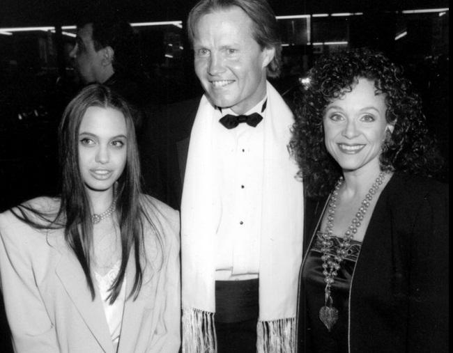 angelina Jolie et père