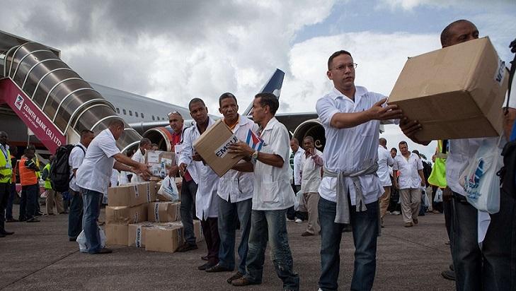 cuba contre ebola
