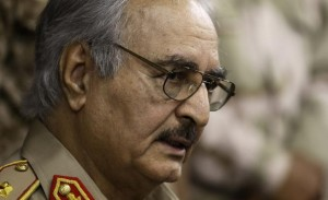 général Haftar