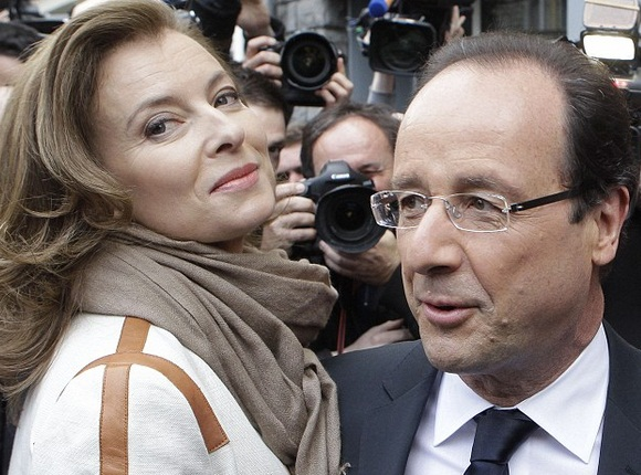 hollande et valerie