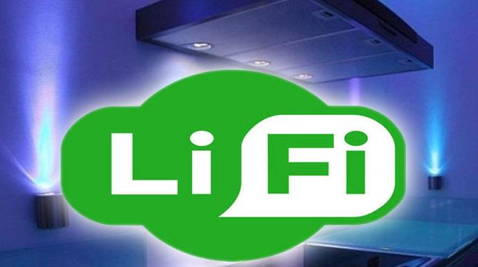 li-fi technologie