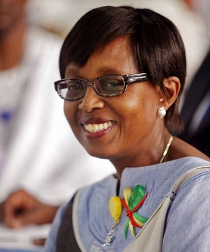 Matshidiso Rebecca Moeti