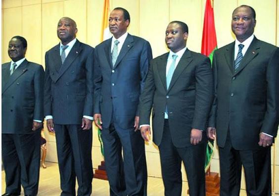 bedie blaise,soro,gbagbo