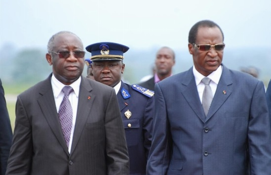 gbagbo et compaore