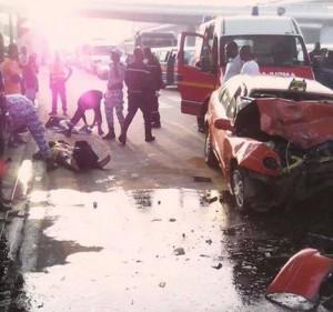 accident echangeur 1