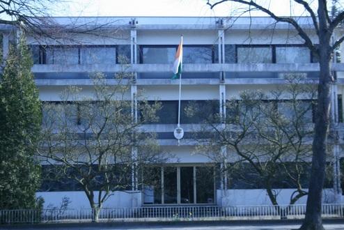 ambassade CIV -bruxelle