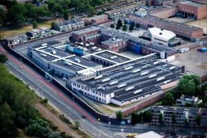 complexe pénitentiaire à La Haye