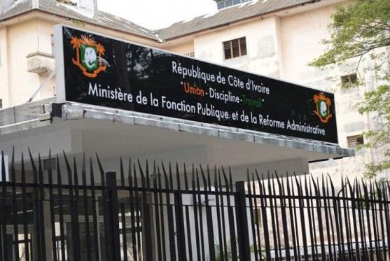 ministere de la fonction publique