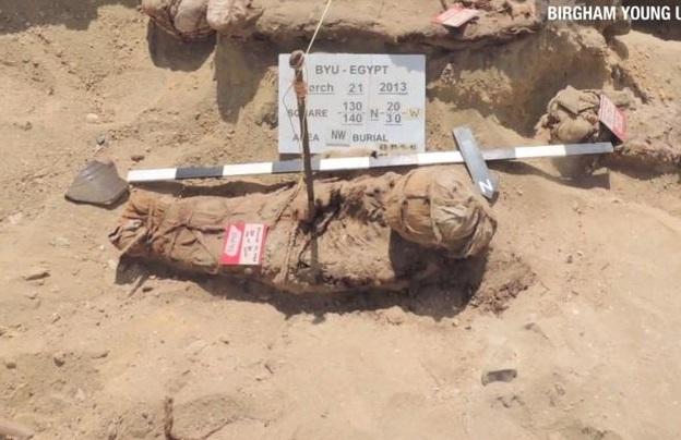 momies egyptien