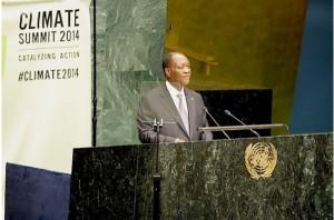 ouattara ONU