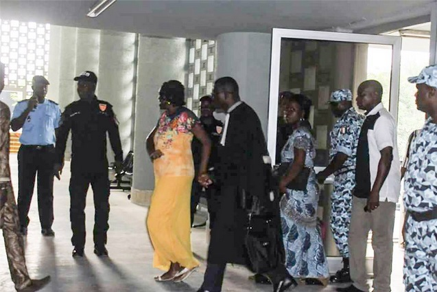 procès simone gbagbo