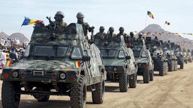 armee tchadiene