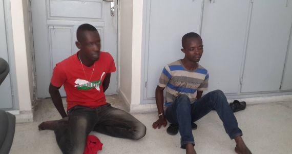 enfants voleurs