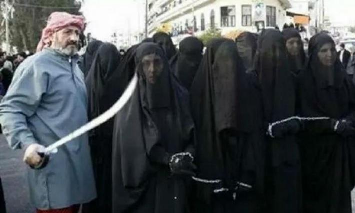 femmes esclave