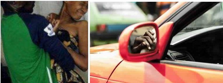 jeune fille enlevee par le taximan