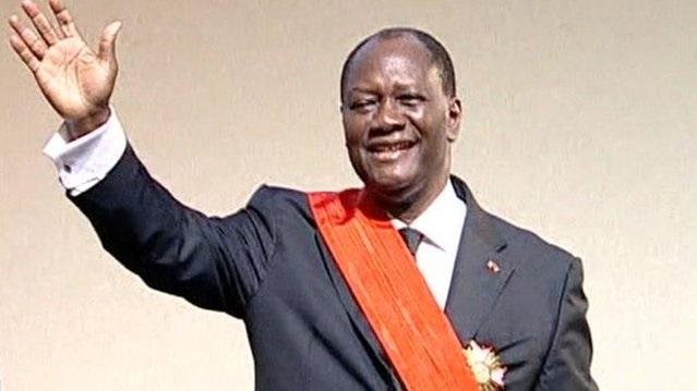 ouattara candidat du RDR