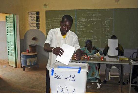 presidentielle vote