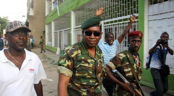 général Godefroid Niyombaré