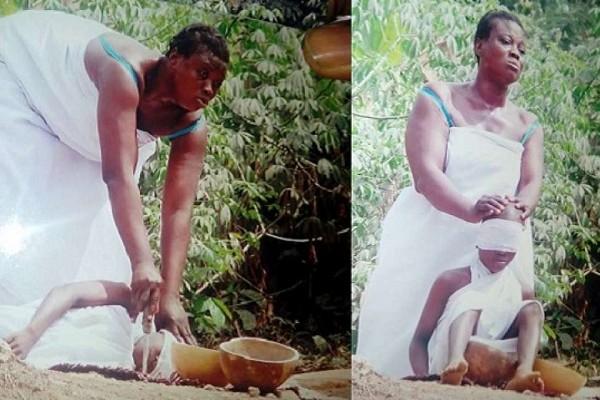 nigeria femme rituel