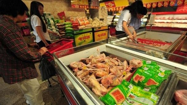 viande chine