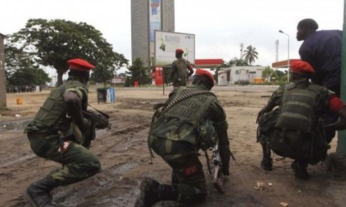 RDC militaire