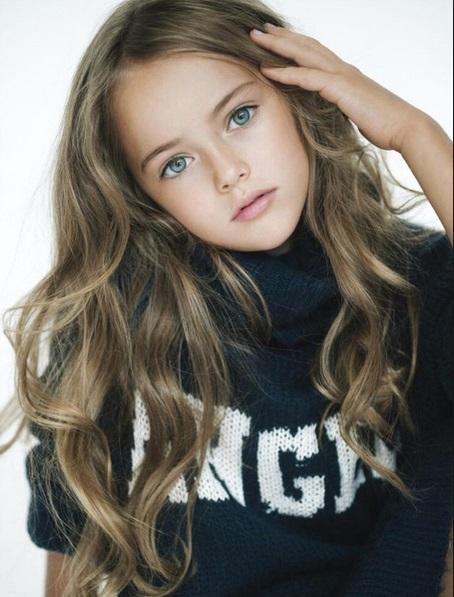 belle petite fille monde1