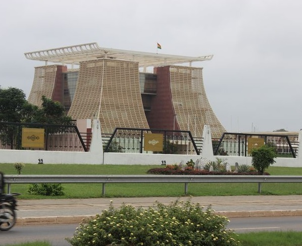 palais presidentiel ghaneen