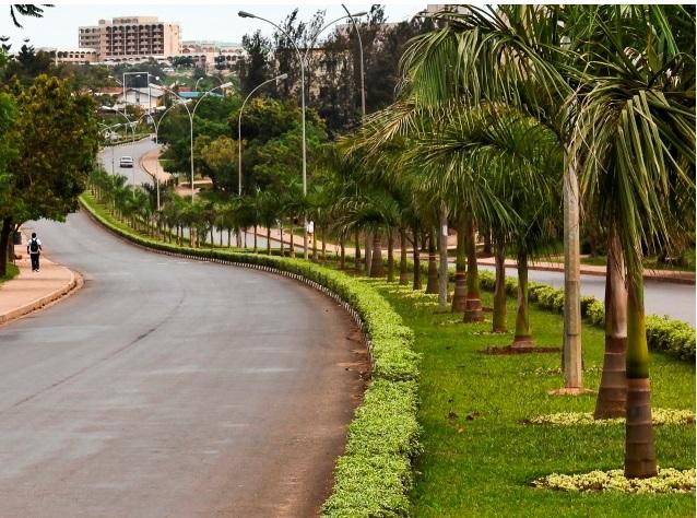 ville plus propre d,afrique