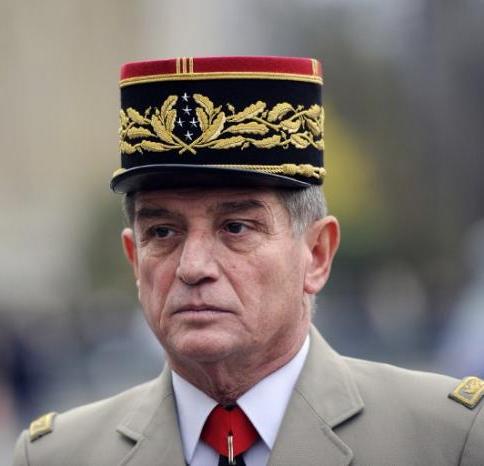 Le Général Benoît Puga