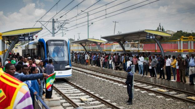 ethiopia tramway