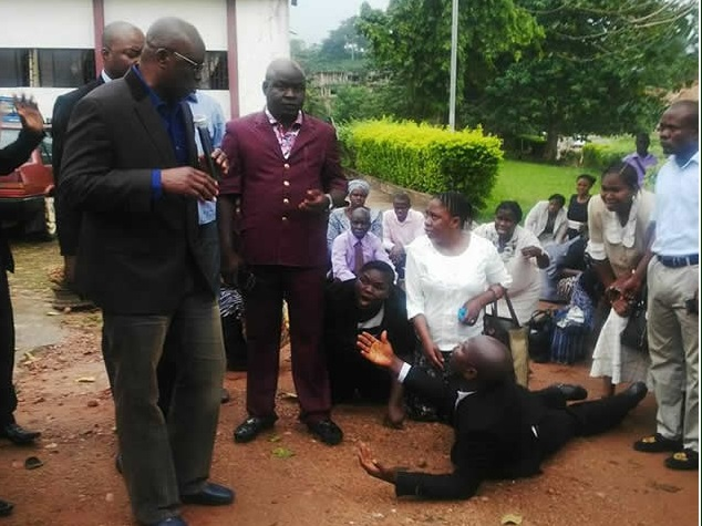 nigeria gouvernement traitement inhumain