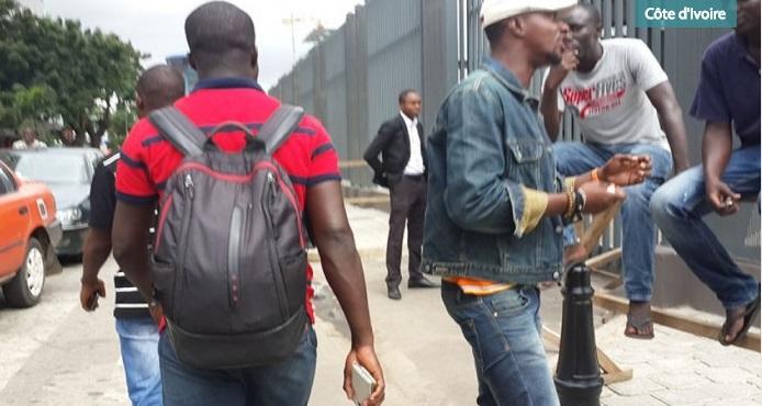 jeunes ivoiriens