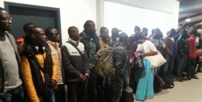 immigration ivoirien
