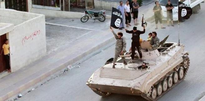 terroriste jihadist