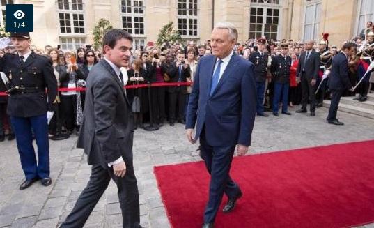 Remaniement Hollande