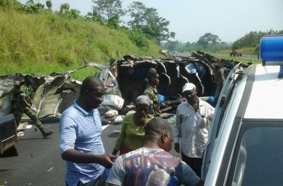 Accident-cote d'Ivoire
