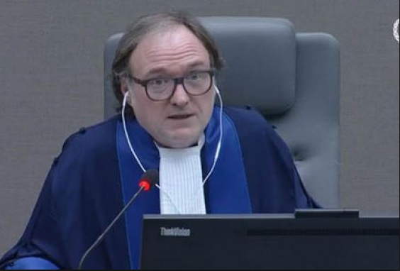 juge president cpi