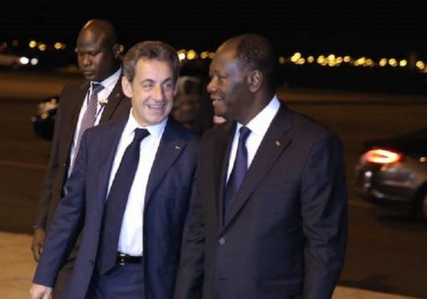 sarkozy ouattara
