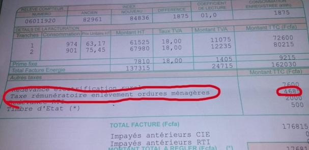 Côte-d'Ivoire /Facture électricité : Voici la somme que la ...