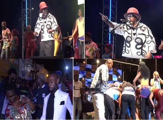 Papa Wemba dernier Show