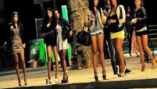 Beaucoup de prostituées françaises s'exilent en Suisse
